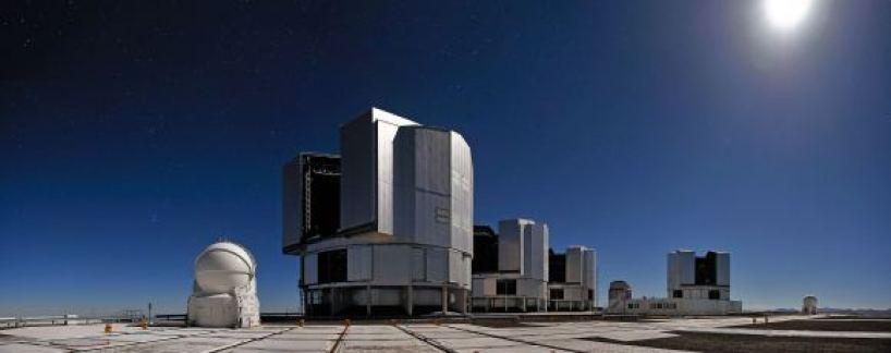 Poderemos detectar uma mega constelação de satélites extraterrestres