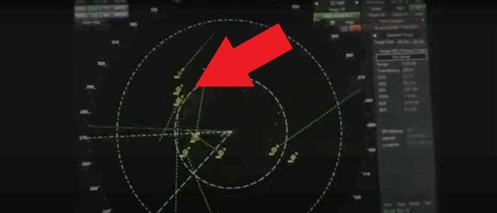 Pentágono investiga dados vazados de RADAR da Marinha mostrando OVNIs