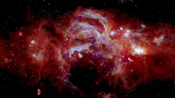 Cientistas procuram por vida alienígena perto do coração da Via Láctea