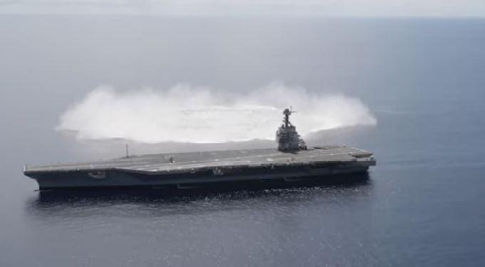 Marinha dos EUA detona explosão gigante, causando terremoto de 3,9