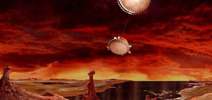 NASA considera missão de retorno de amostra de Titã, lua de Saturno