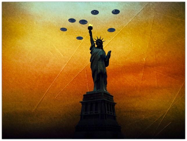Possível razão porque o governo dos EUA está falando sobre OVNIs agora