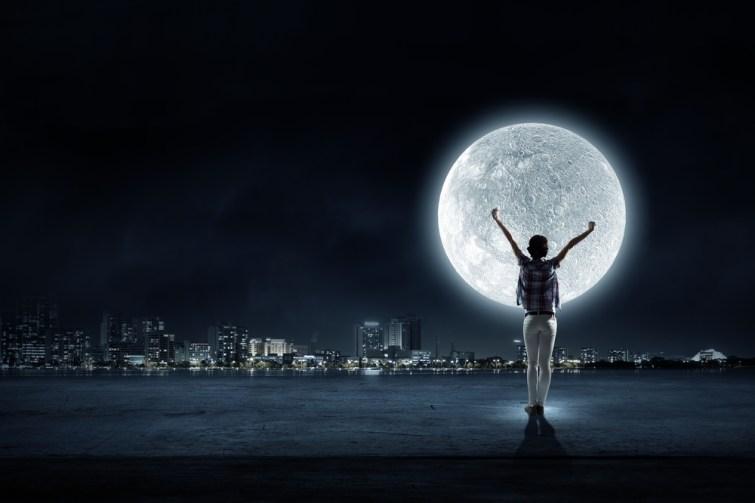 A Lua pode ter tido vida num passado distante, dizem cientistas