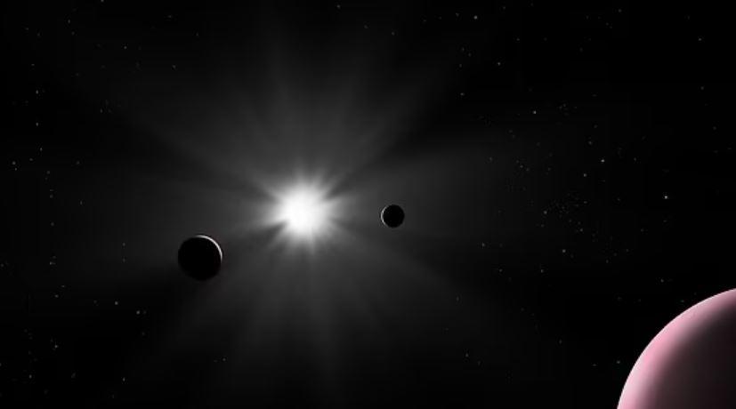 Exoplaneta recém-descoberto está cheio de água e é sem igual