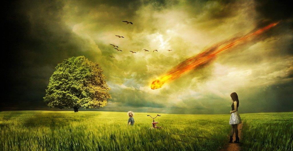 Sons estranhos vindos do céu: ruídos anômalos e bolas de fogo