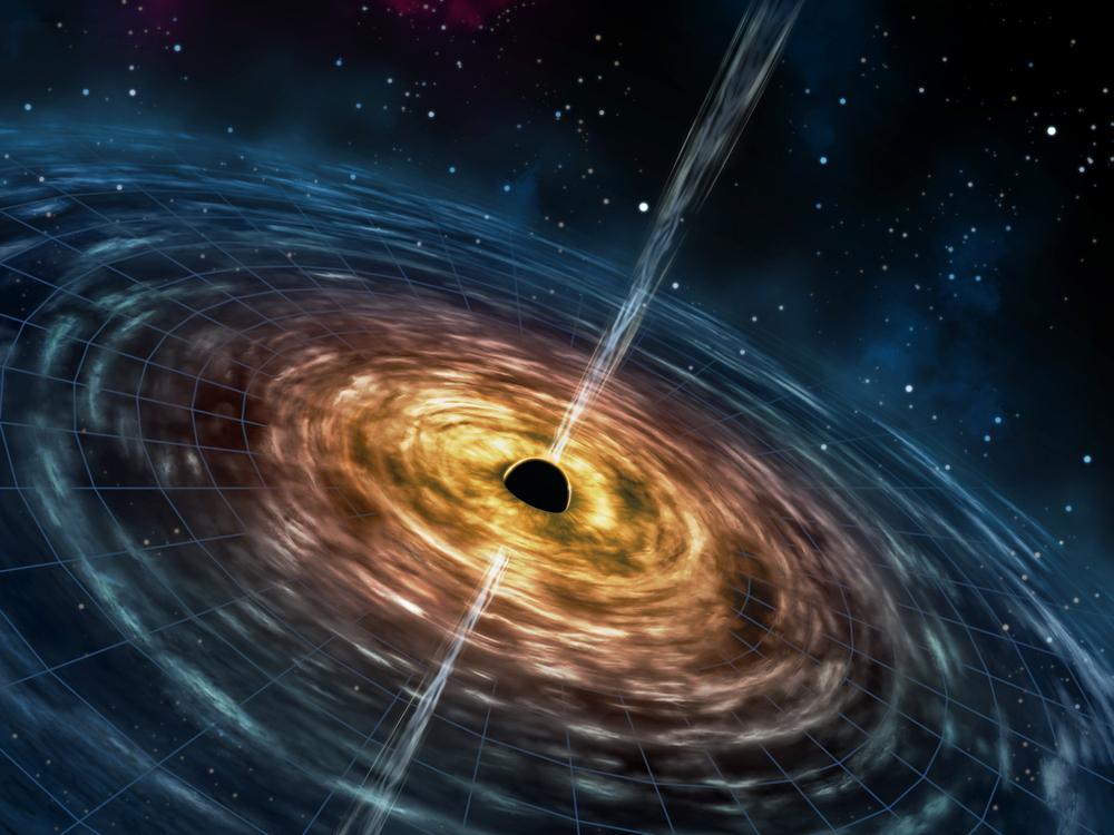 ETs podem ter construído uma Esfera de Dyson em torno de um buraco negro