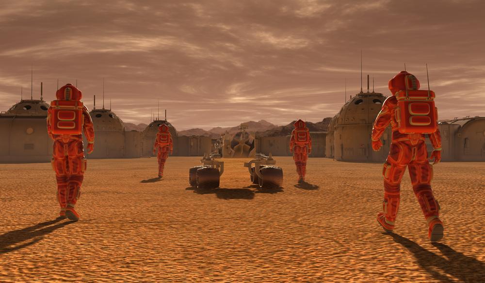 China anuncia que enviará humanos até Marte