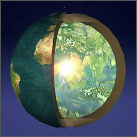 A terra proibida de Agartha e a mítica Terra Interior