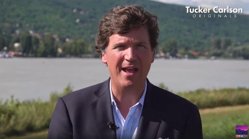 Veja o que o repórter da Fox apresentou em seu programa Tucker Carlson Originals