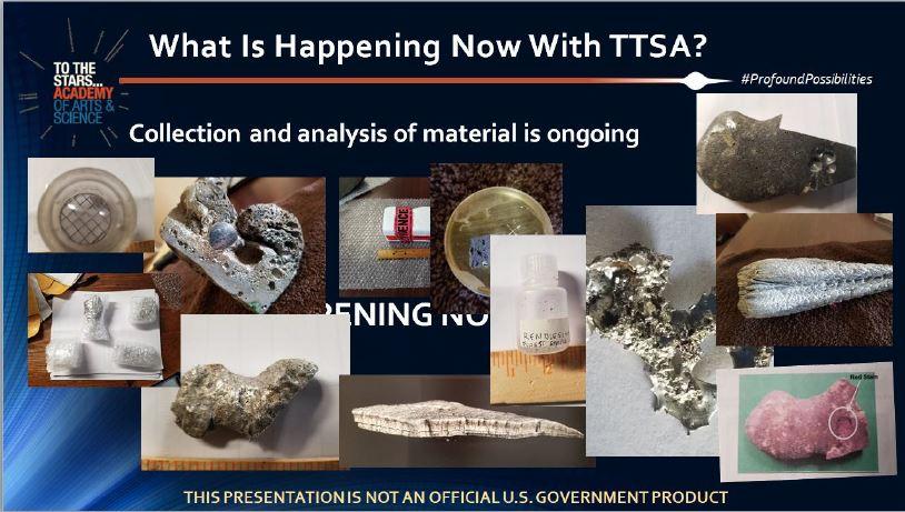 Exército dos EUA confirma teste de fragmentos de OVNIs. Quando sairá o resultado?