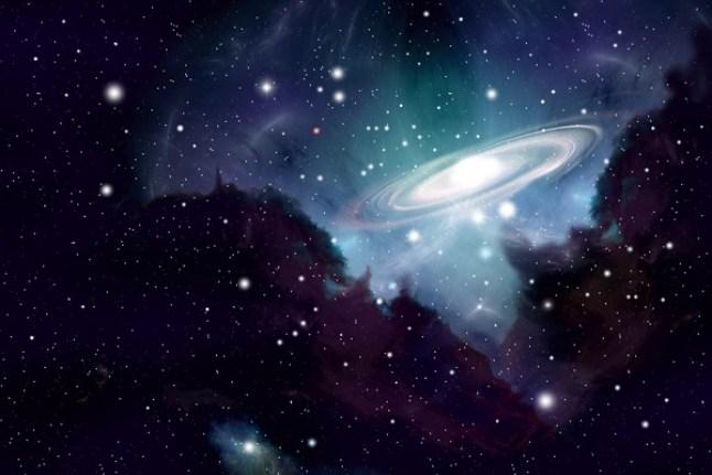 Cientistas identificam duas galáxias que podem ter vida alienígena hiper-avançada