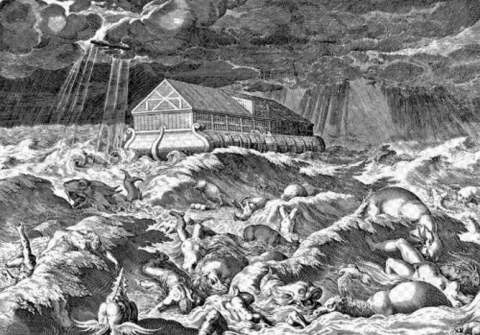 Arqueólogos bíblicos dizem ter encontrado a Arca de Noé e o Monte Sinai