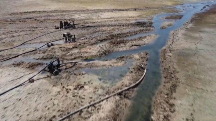China, EUA e Taiwan: o rio Eufrates está secando, bem a tempo para o Armagedom