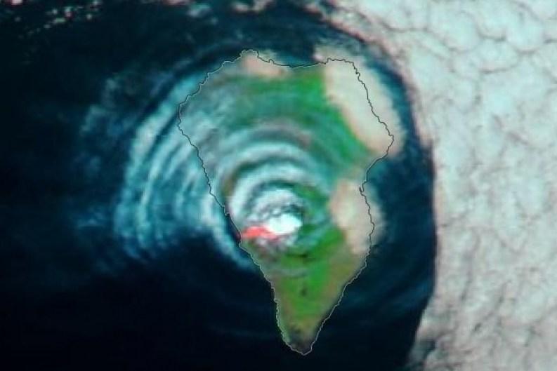 La Palma tremble tellement qu'elle émet des « ondes gravitationnelles »