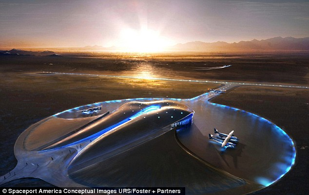 Image result for Spaceport America