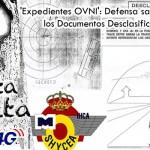 Defensa saca a la luz los Expedientes Ovni Españoles