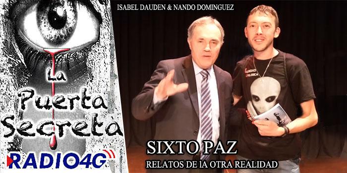 Entrevista a el contactado Sixto Paz