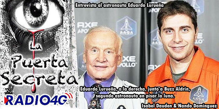 Eduardo Lurueña, primer astronauta civil español en viajar al espacio