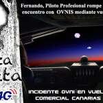 Un piloto rompe su silencio y habla de avistamientos de Ovnis en Canarias