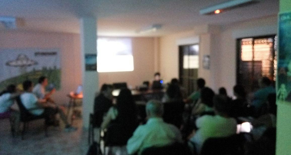 II Jornadas de Ufología, en Morales de Toro