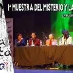La puerta secreta con Juan Ignacio Blanco, Pedro Amoros, Luis Pisu, Nando Dominguez,  M.A. Plana: Muestra Misterio