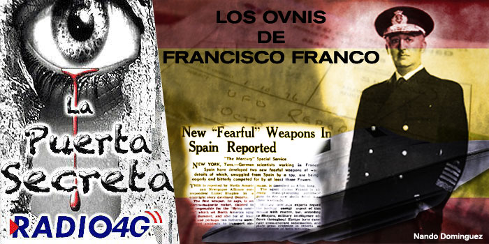Los Ovnis del Dictador Francisco Franco