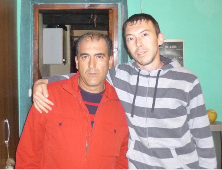 Un Ovni Disparo a un Niño en Tordesillas Valladolid (El Niño de Tordesillas) Martin Rodriguez