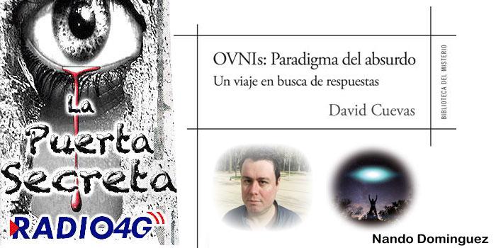El fenómeno Ovni con David Cuevas