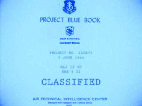 Informes OVNI de las Fuerzas  EE.UU Project Blue Book, 10,000+ case files Torrent