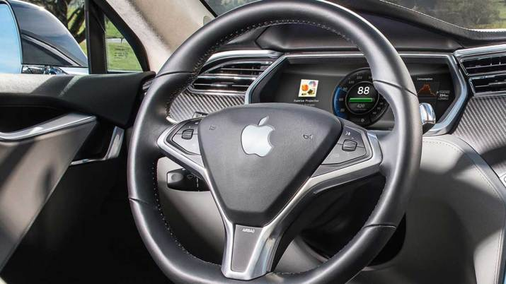 Apple Car Project Titan