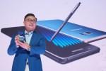 Samsung Galaxy Note 7, ahora con lector de iris y un S Pen más poderoso