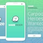 Google va por el negocio de Uber con Waze Carpool