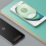 Moto Z Play y sus accesorios, disponibles en la Argentina
