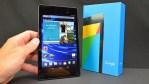 Google volvería a vender una tablet de 7 pulgadas