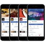 Facebook, un aliado cada vez mejor para el fin de semana: permite pedir comida y encontrar eventos
