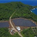La isla que solo utiliza energía solar para funcionar