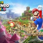 Super Mario tendrá un parque temático en Japón