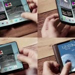 Samsung presentaría un celular plegable en 2017
