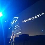 BlackBerry KEYone, la nueva BlackBerry con Android y teclado físico potenciado