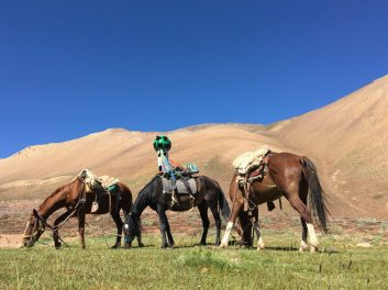 Google Street View Los Andes 10