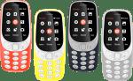 Nokia 3310: qué puede hacer y qué no