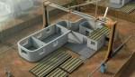 Jóvenes ingenieros argentinos crean una impresora 3D para construir casas