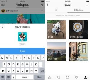 Colecciones privadas Instagram