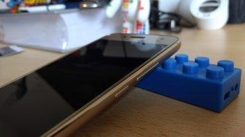 Moto G5 Plus diseño