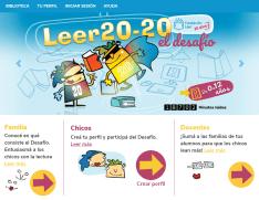 Leer 20-20 - El Desafío Fundación Leer 1