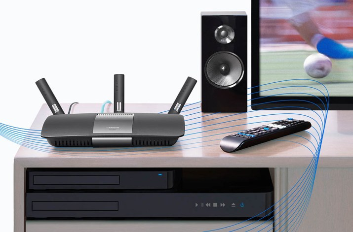 Linksys Max Stream
