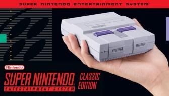 Nintendo Super NES Classic Edition 1