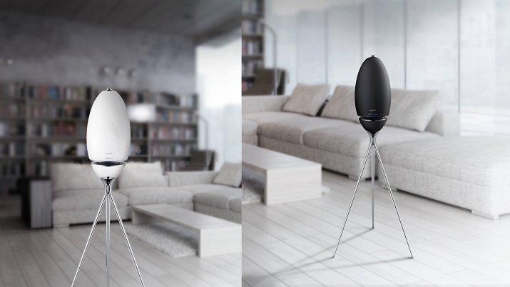 Uno de los modelos Multiroom 360°