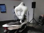 Honda prepara un airbag para scooters