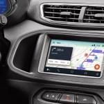 Waze llegó a Android Auto